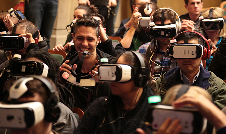 Skoll Join The Virtual Reality Revolution How To Make