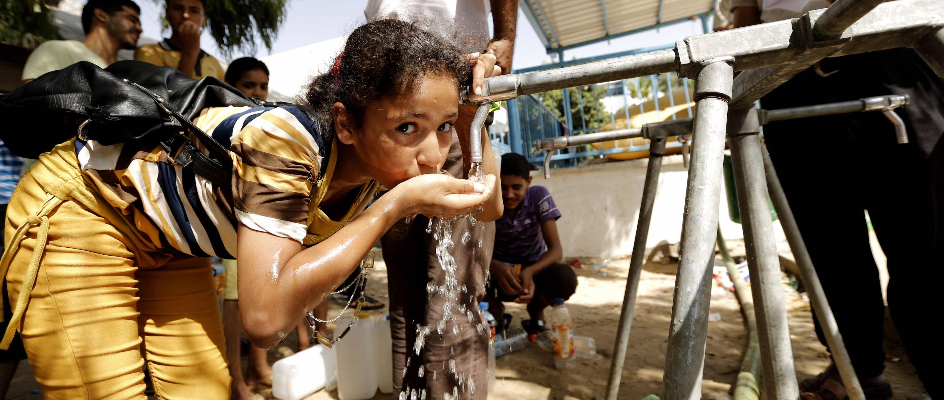 New Hope That Water Can Be a Bridge to Mideast Peace