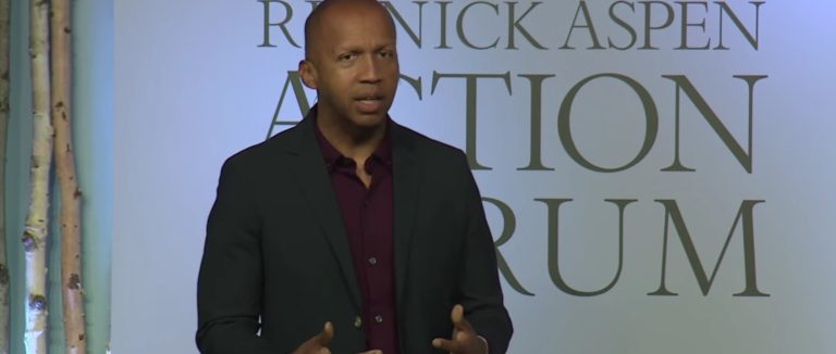 Bryan Stevenson's Blueprint for Racial Justice Inspires Aspen Changemakers