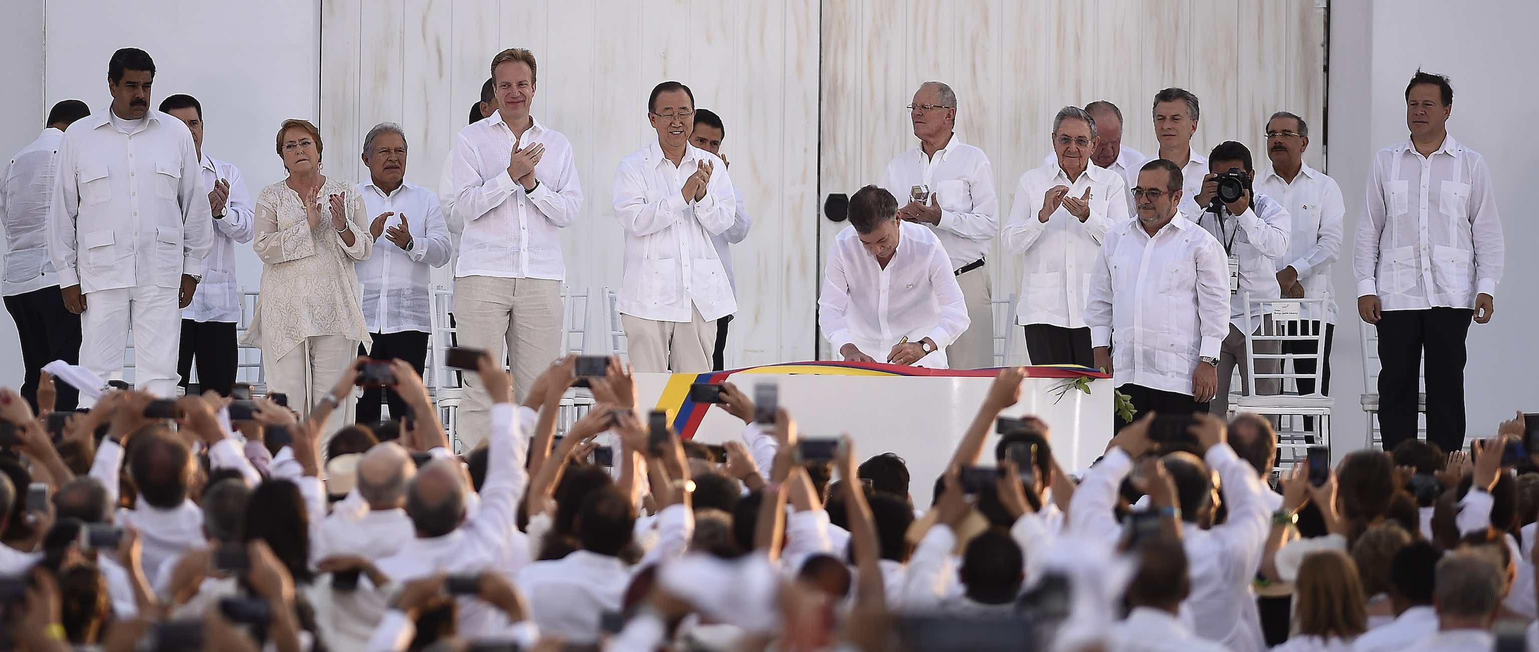 Colombia: Referendum Result Presents Opportunity for Dialogue