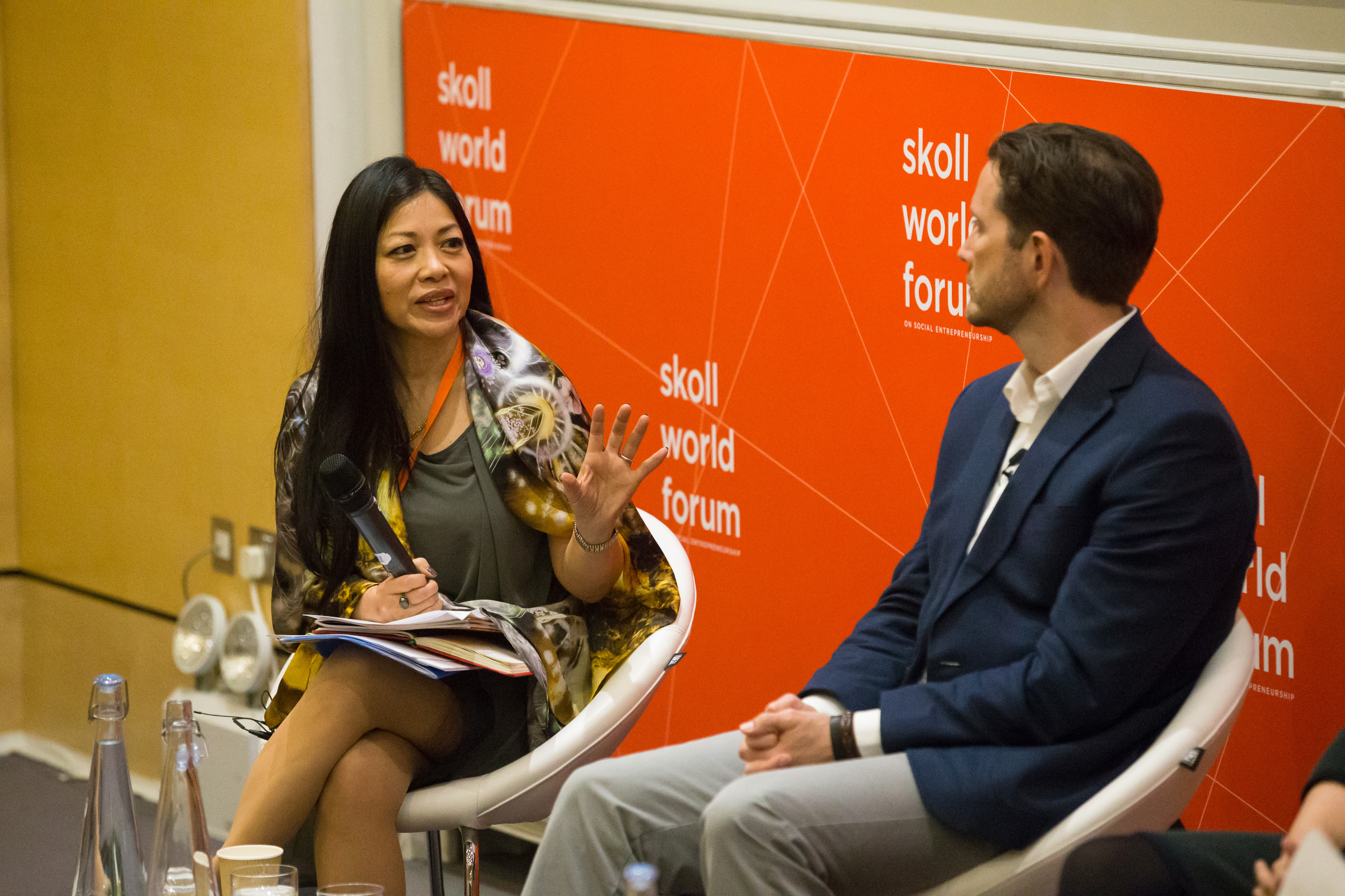 Skoll World Forum 2017 Reflection: Civil Society Under Fire
