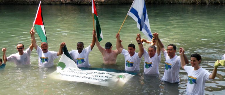 EcoPeace Middle East and a Breakthrough Israeli-Palestinian Water Deal