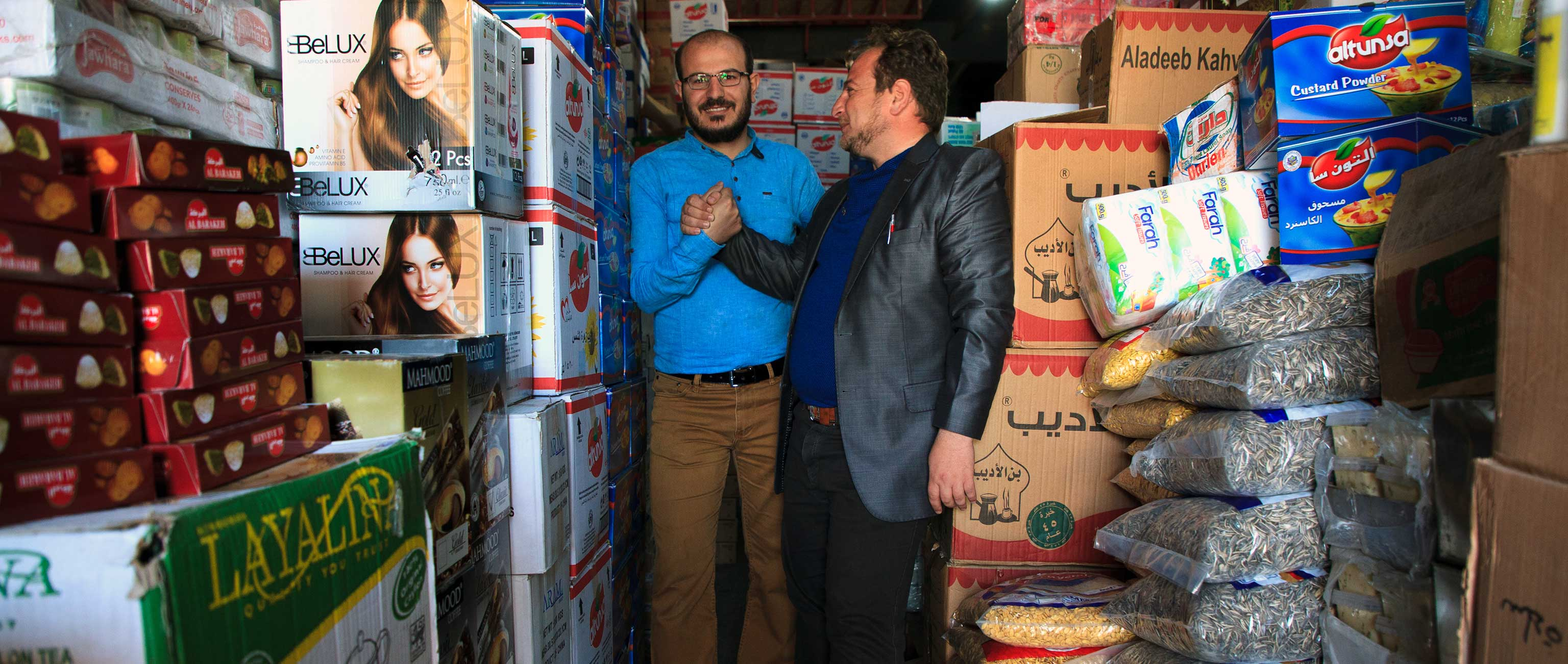 How Building Markets Brings Syrian Refugee Entrepreneurs Out of the Shadows in Turkey